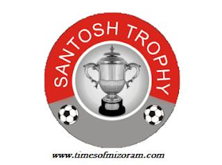 Infiamna Chanchinthar - Santosh Trophy Leh Mizoram