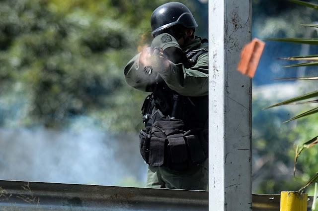 Control Ciudadano: Fanb está violando artículo 3 común a los Convenios de Ginebra