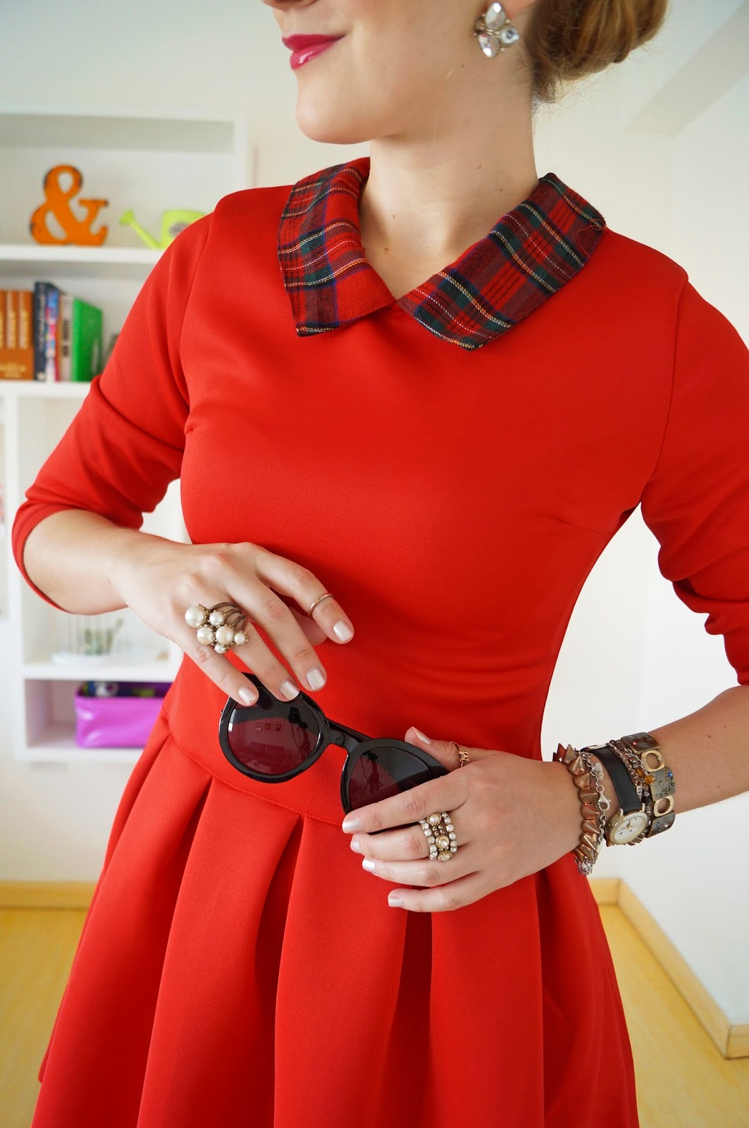 Daily Outfits Blog, Preppy Outfit, Fashion Accessories