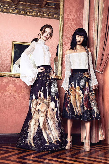 Alice + Olivia Fall 2017 Primavera Skirts