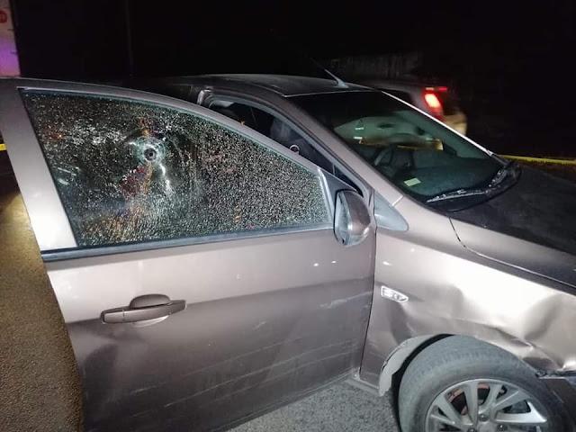 Detenido el sujeto que agredió a balazos a una familia