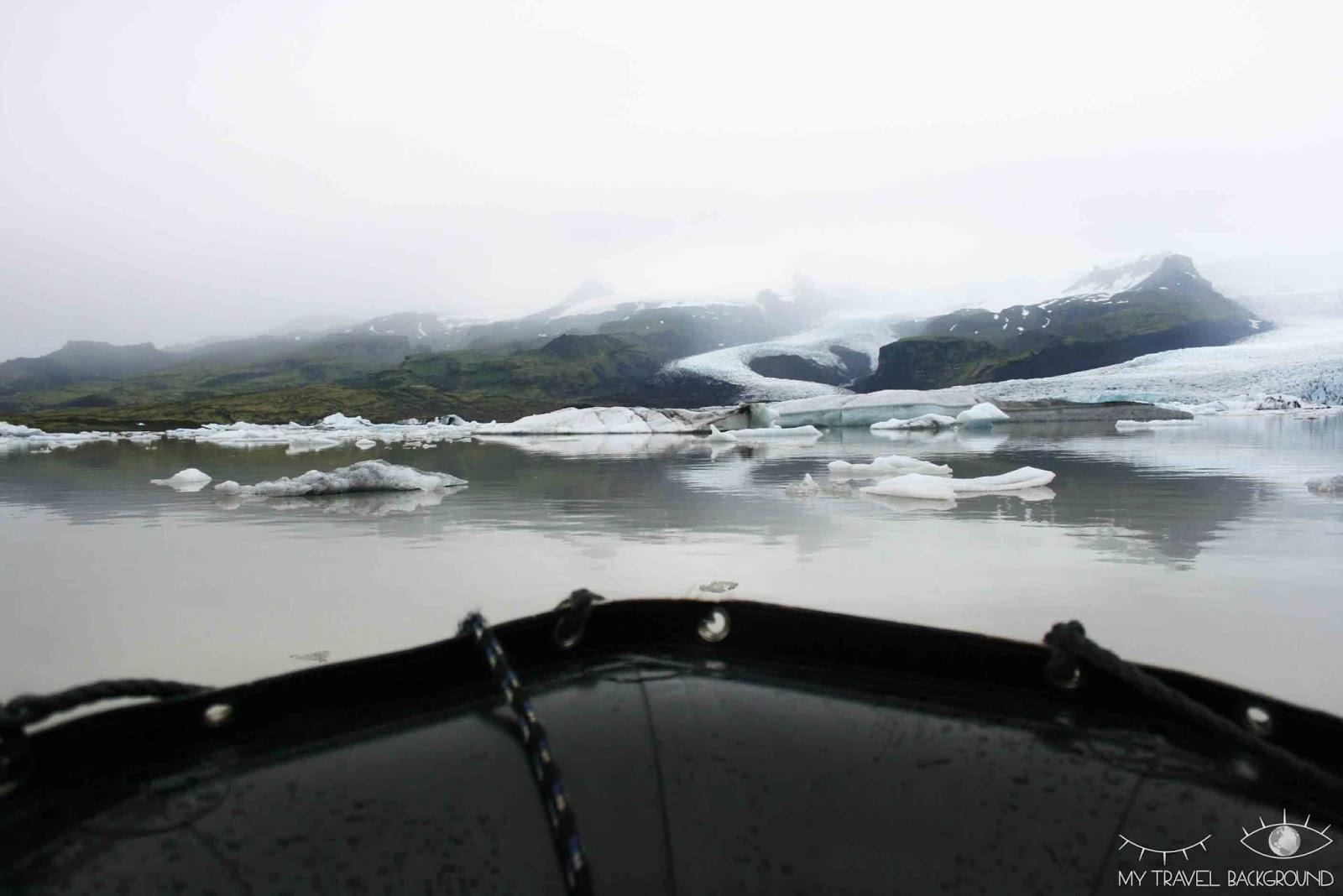 My Travel Background : 18 lieux à découvrir absolument en Islande, se promener au milieu des icebergs