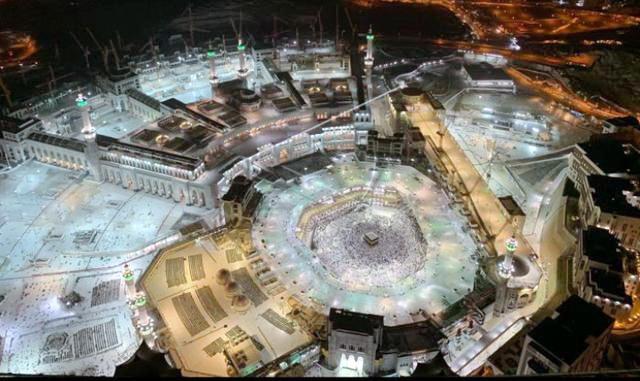 Menolak Upah, Berikut Sosok Dibalik Arsitek Pembangunan Masjidil Haram