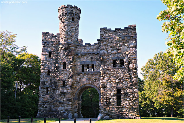 Bancroft Tower en Worcester, Massachusetts