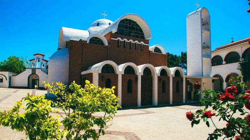 Ενημέρωση για τα κρούσματα κορωνοϊού στην Ιερά Μονή «Παναγίας του Έβρου» στη Μάκρη
