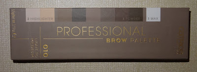 Review Catrice Proffessional Brow Palette Light To Medium
