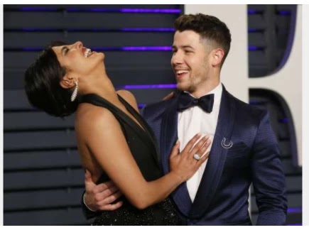 Priyanka Chopra spends time with her husband Nick Jones during the coronavirus epidemic