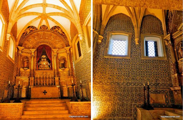 Capela dos Lóios, Évora, Portugal