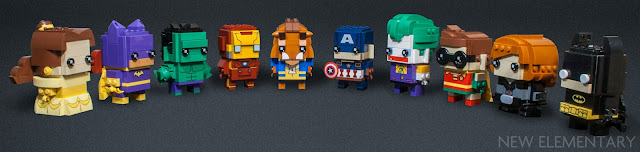 Which LEGO® BrickHeadz should you buy?