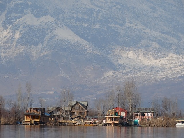 Srinagar Mountain View