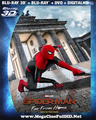 Spider-Man: Lejos De Casa (2019) Full 3D SBS Latino