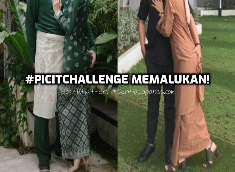 Picit Challenge memalukan agama