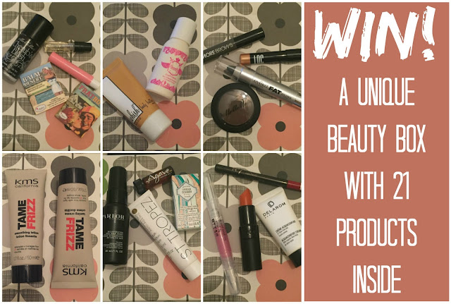 DollfaceBlogs Beauty Box Giveaway
