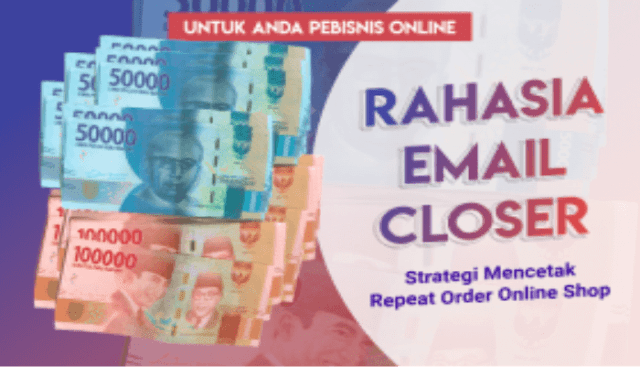 Email untuk Online Shop
