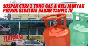 Thumbnail image for 7 Suspek Bakar Pusat Tahfiz, Curi 2 Tong Gas & Beli Minyak Petrol Sebelum Bakar