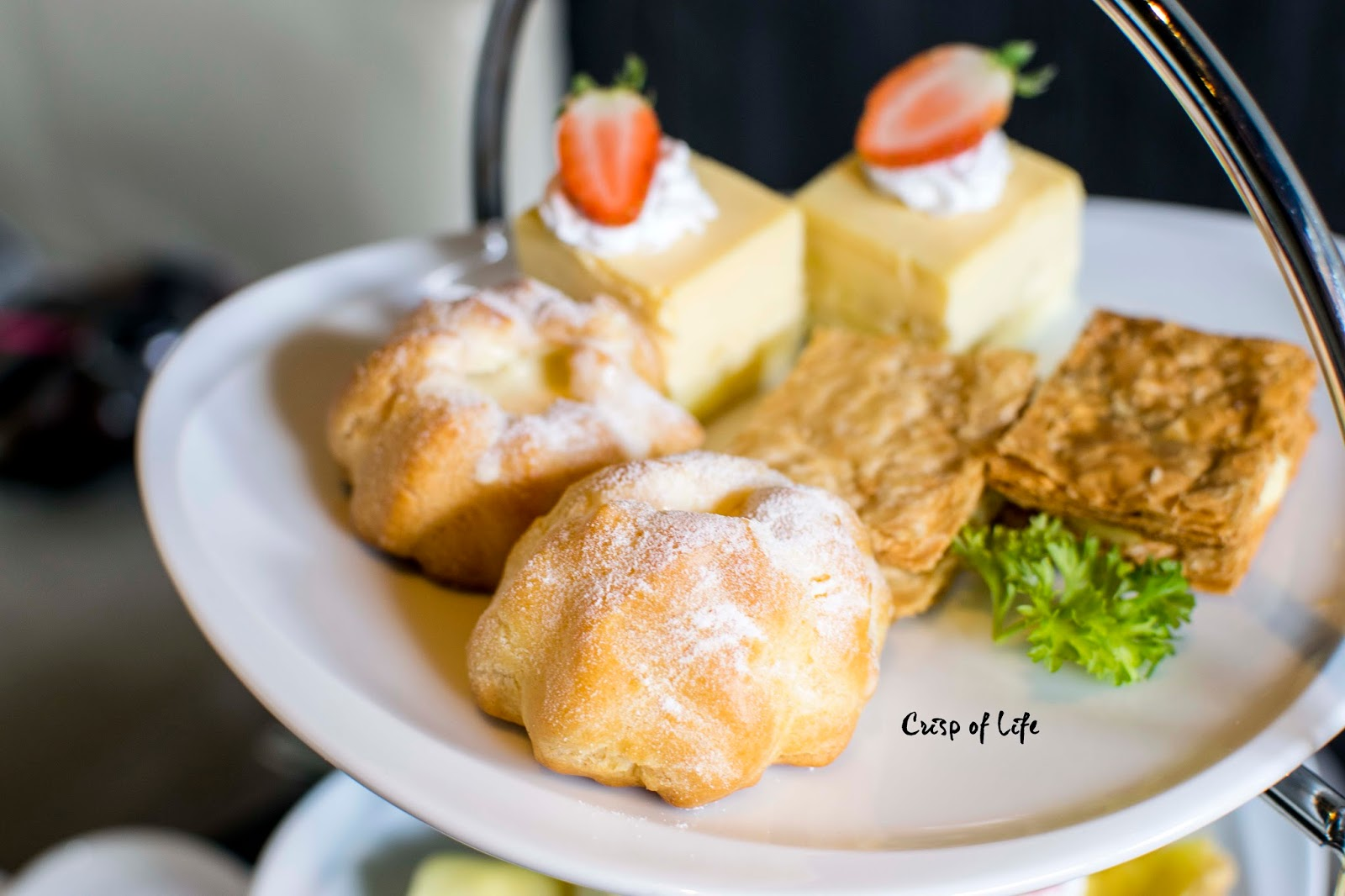 Durian High Tea G Hotel Kelawai 2PM Lounge