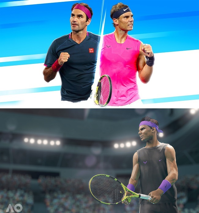 Differences between Tennis World Tour 2 vs AO Tennis 2