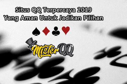 Sіtuѕ Poker MisterQQ Tеrреrсауа 2019