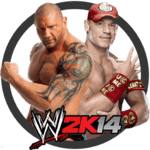 تحميل لعبة WWE-SmackDown Vs RAW-2K14 لأجهزة psp ومحاكي ppsspp