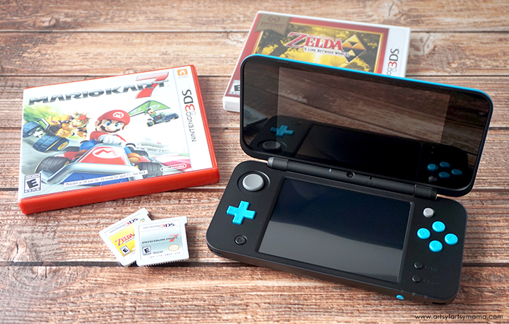 New Nintendo 2DS XL #2DSXL