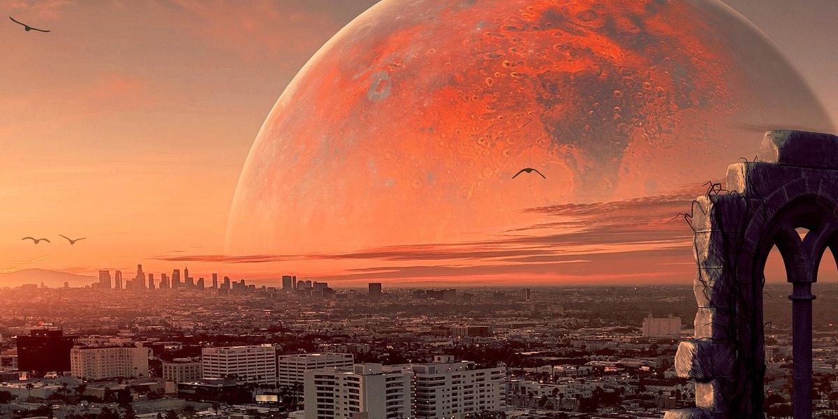 Marte reunía hace 3.500 millones de años las condiciones para albergar vida