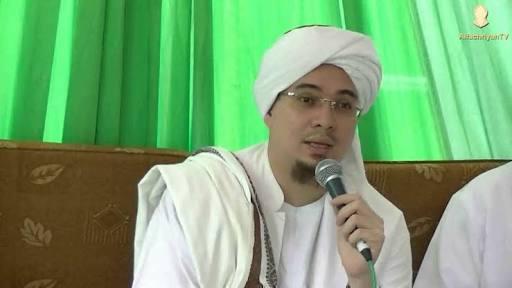 Habib Jindan : Agama Islam Tidak Dibela Dengan Cacian