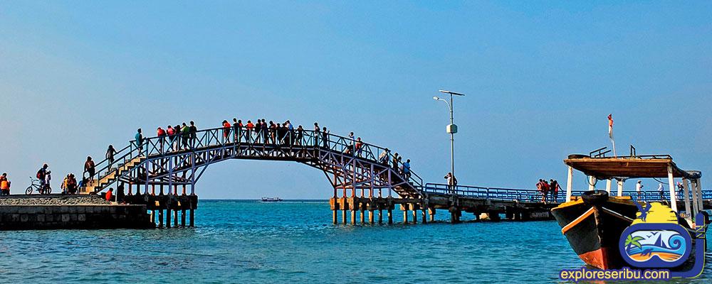 paket wisata pulau tidung kepulauan seribu selatan