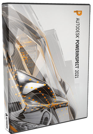 Autodesk PowerInspect Ultimate 2021 poster box cover