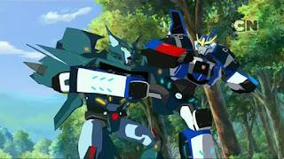 Siêu người máy biến hình -Transformers: Robots in Disguise - Hoạt Hình Siêu người máy biến hình Thuyết Minh