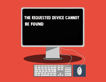 Fix The Requested System Device Cannot be Found