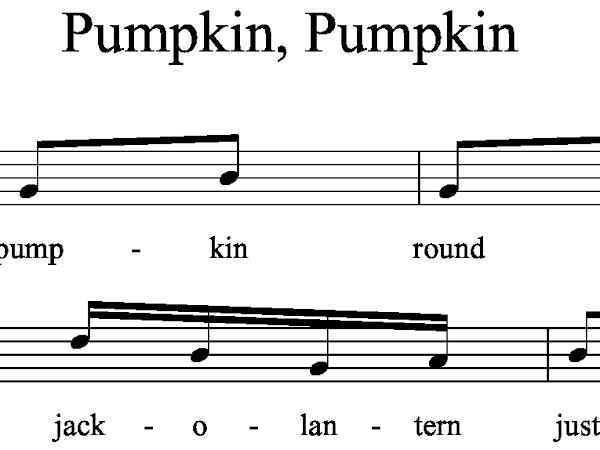 Pumpkin, Pumpkin Extension Activity