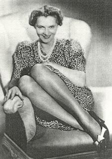 Hedwig Clara Bauerle  German Cabaret Singer
