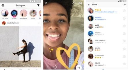 Aplikasi Sosial Media Terbaik: Instagram APK MOD OGInsta Plus