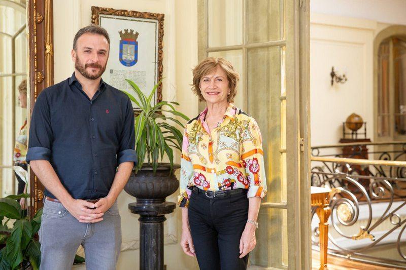 Evelyn Matthei despidió con aplausos a Jaime Parada