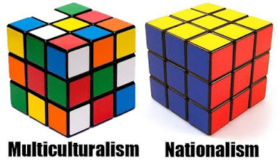 Multiculturalism and nationalism