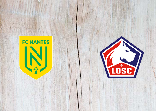 Nantes vs Lille -Highlights 1 March 2020