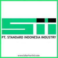 Lowongan Kerja PT Standard Indonesia Industry Terbaru 2020