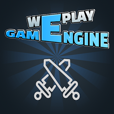 WePlay Game Engine, Game Builder, Game Maker. Apk + Data for Android