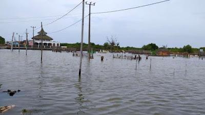 BPBD : 12 Kecamatan di Kabupaten Bekasi Terdampak Banjir