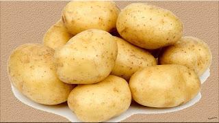 gambar buah kentang