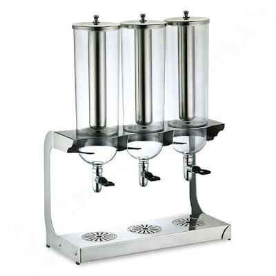 Bình nước buffet 3 ngăn 12 lít BC2237-3