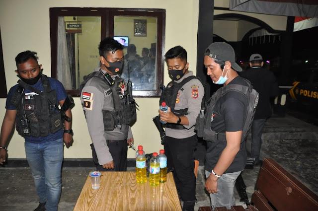 36 Orang, 2 Unit Motor dan 5 Miras Terjaring Saat Patroli Gabungan di Wamena