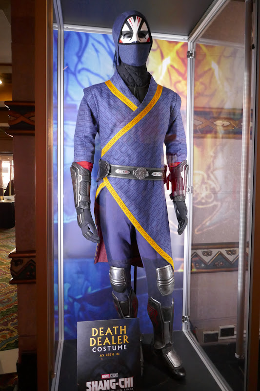 Andy Le Shang-Chi Ten Rings Death Dealer movie costume