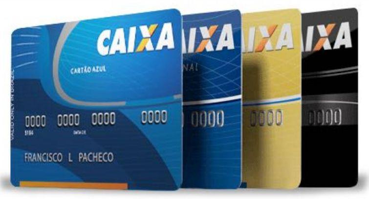 Fazer Cartão de Crédito CAIXA - Cartão Azul Caixa