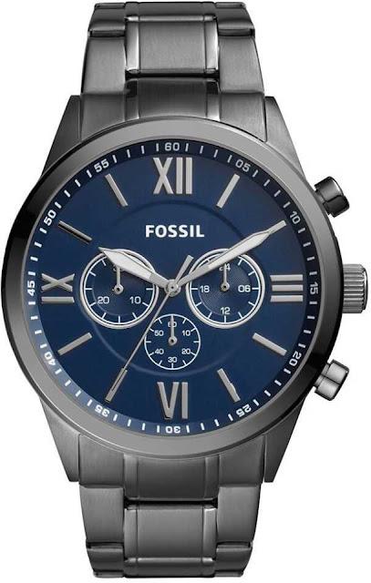 Fossil BQ1126 Flynn Analog Watch