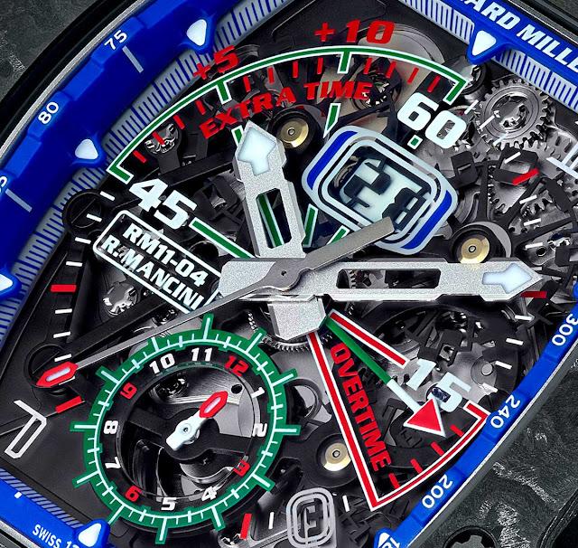 Richard Mille RM 11-04 Automatic Flyback Chronograph Roberto Mancini