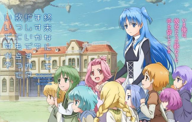 SukaSuka - Anime Romance Sad Ending Terbaik