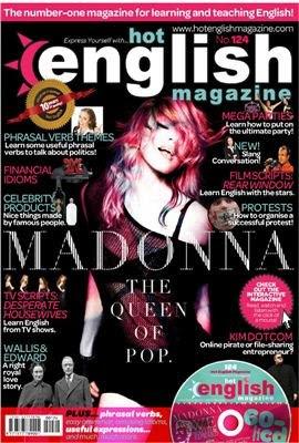 Hot English Magazine - Number 124