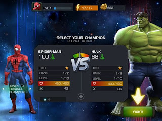 Download Game Marvel Contest of Champions