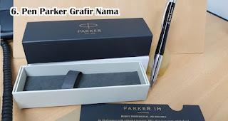 Pen Parker Grafir Nama adalah Hadiah Menarik Dan Berkesan Untuk Guru